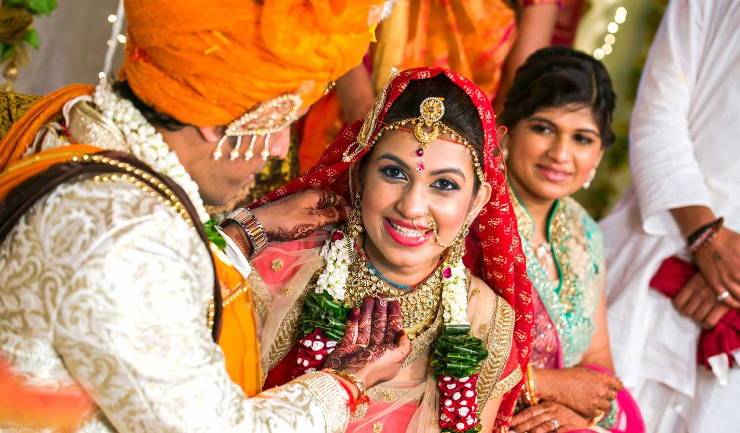 Nothing can make the bubbly bride happier by Arya Arts Wedding-photography | Weddings Photos & Ideas