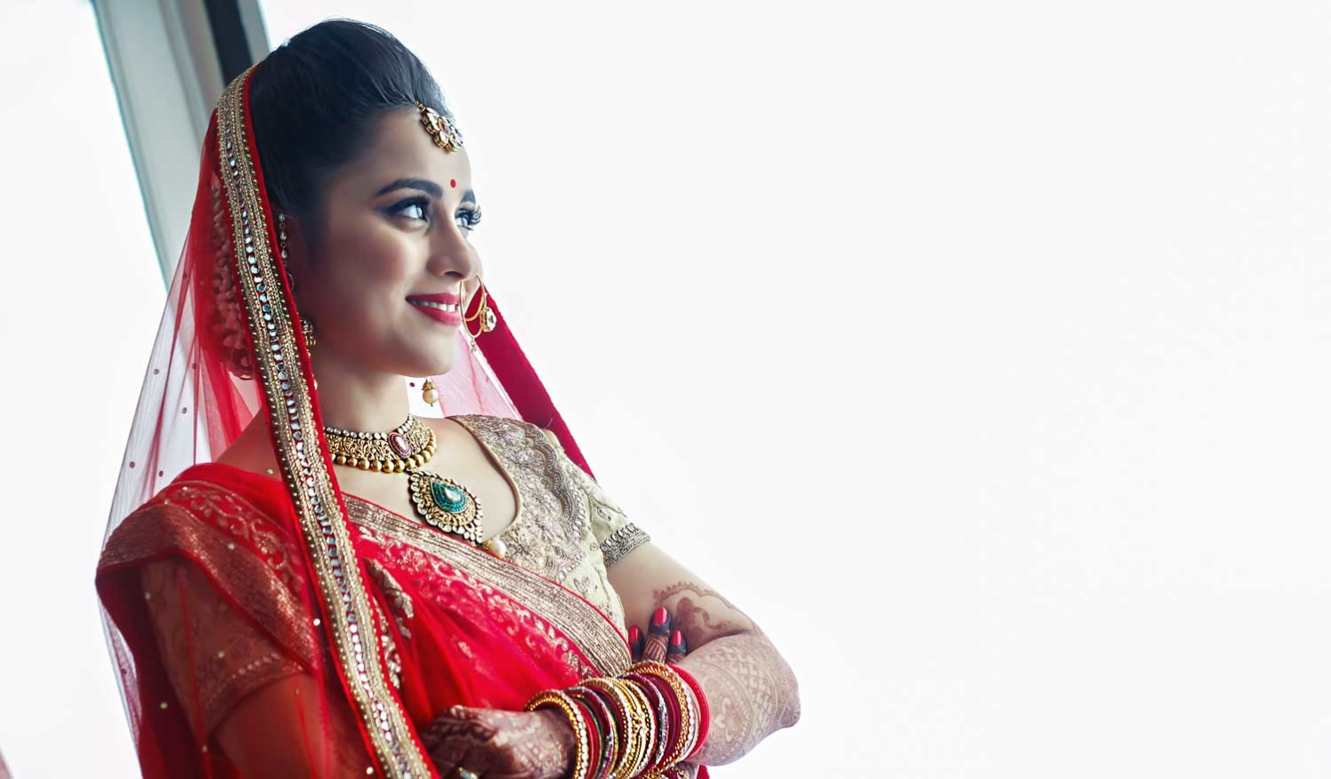 The stunning bride looking  vibrant as ever by Arya Arts Wedding-photography | Weddings Photos & Ideas
