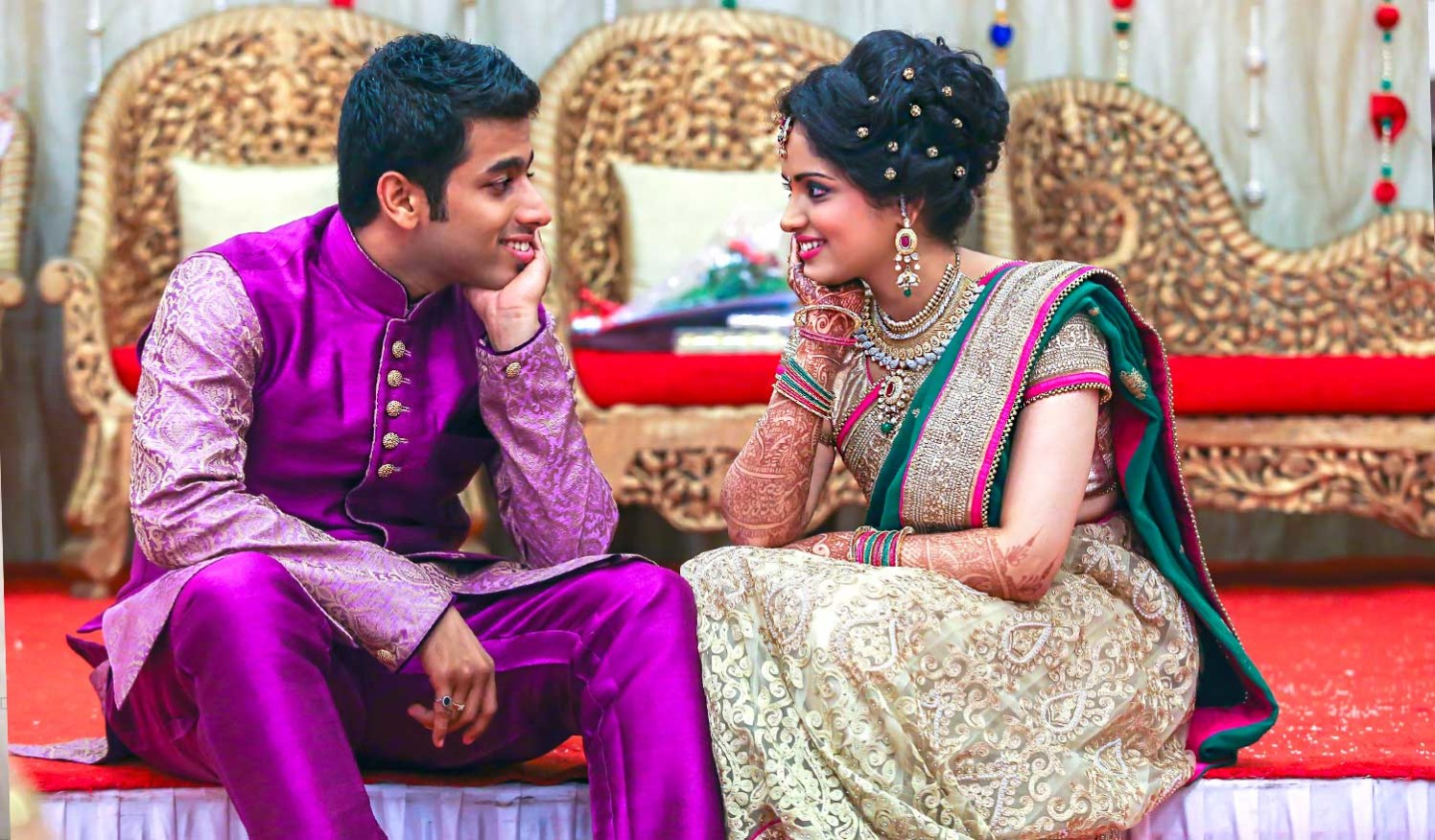 Madly in love with each other by Arya Arts Wedding-photography | Weddings Photos & Ideas