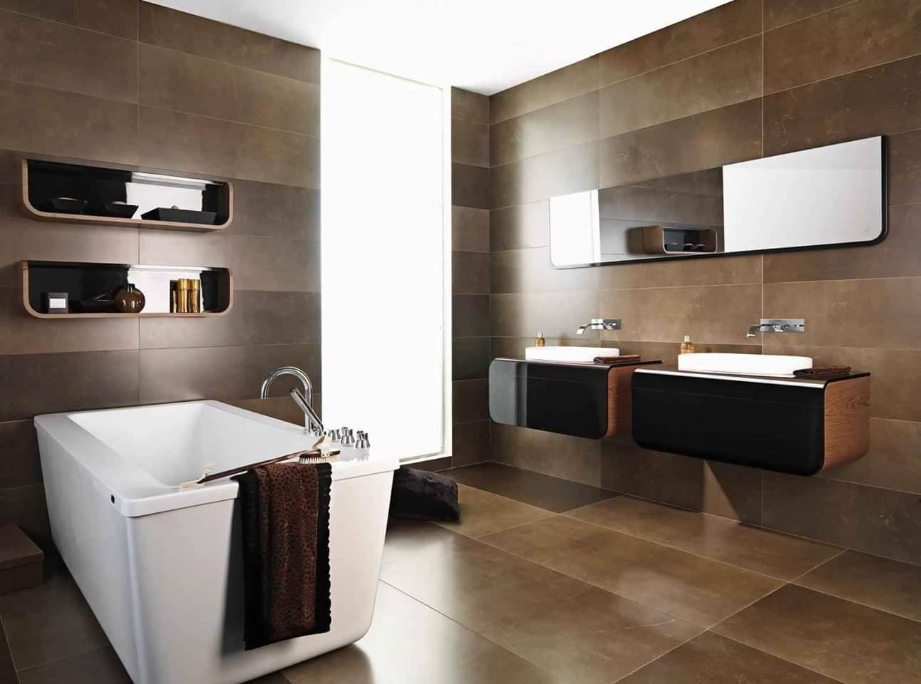 A stellar bathroom! by Makan interiors & decorators Bathroom | Interior Design Photos & Ideas