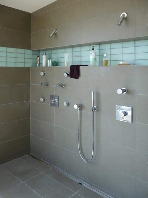 A modern bathroom design! by Makan interiors & decorators Bathroom | Interior Design Photos & Ideas