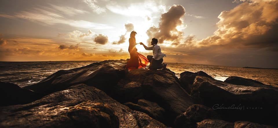 Pre-wedding shoot! by Calvin Charles Studio Wedding-photography | Weddings Photos & Ideas