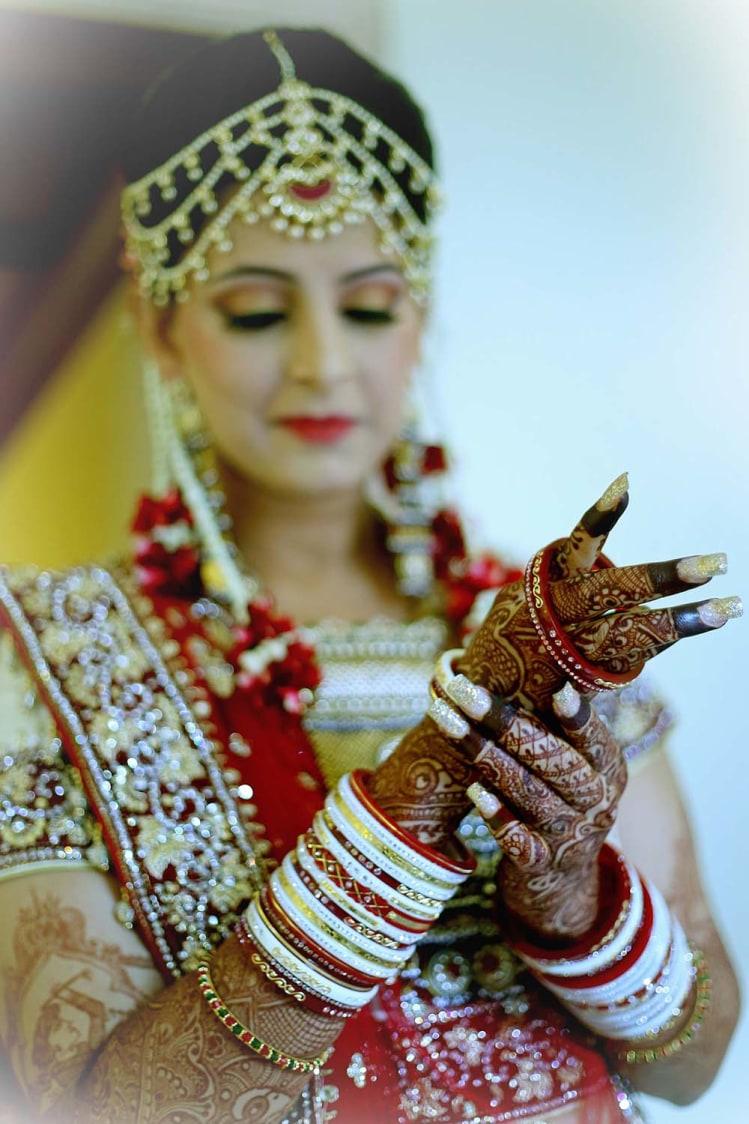 Getting Ready Shot by Karan Meghnani Photography Wedding-photography | Weddings Photos & Ideas