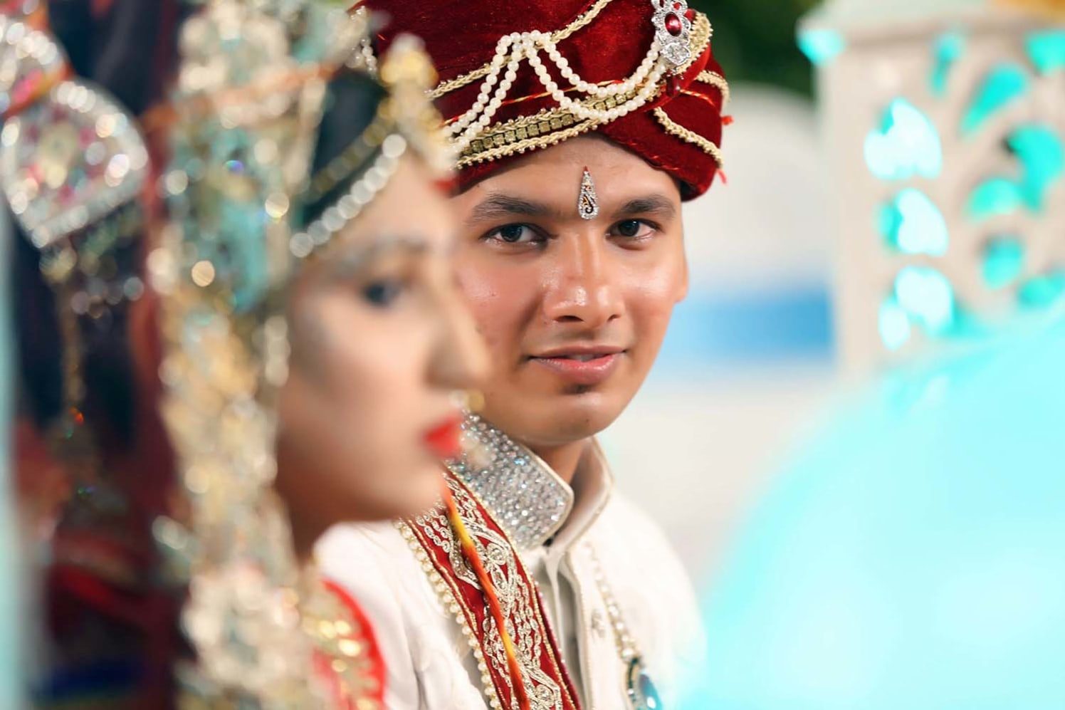 Candid Groom Shot by Karan Meghnani Photography Wedding-photography | Weddings Photos & Ideas