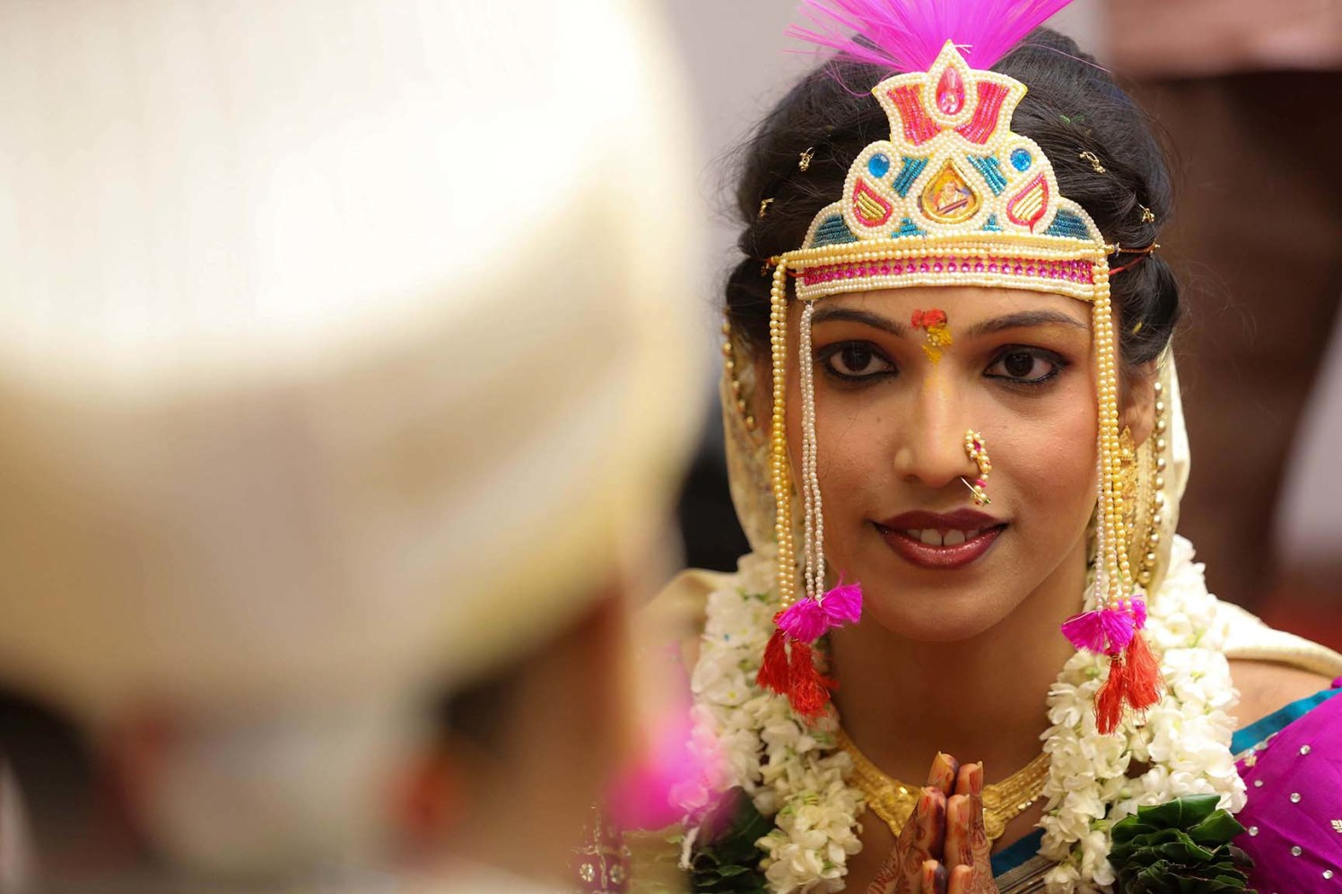 Marathi Bride by Karan Meghnani Photography Wedding-photography | Weddings Photos & Ideas