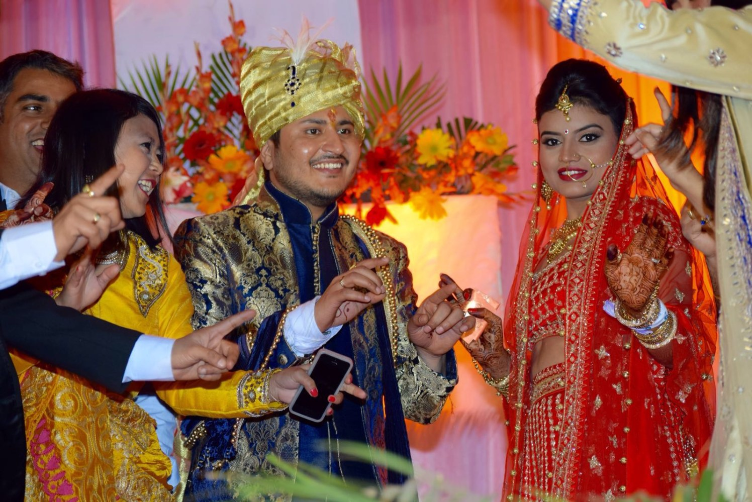 Bride and Groom Shot by Krishna Photography Wedding-photography | Weddings Photos & Ideas