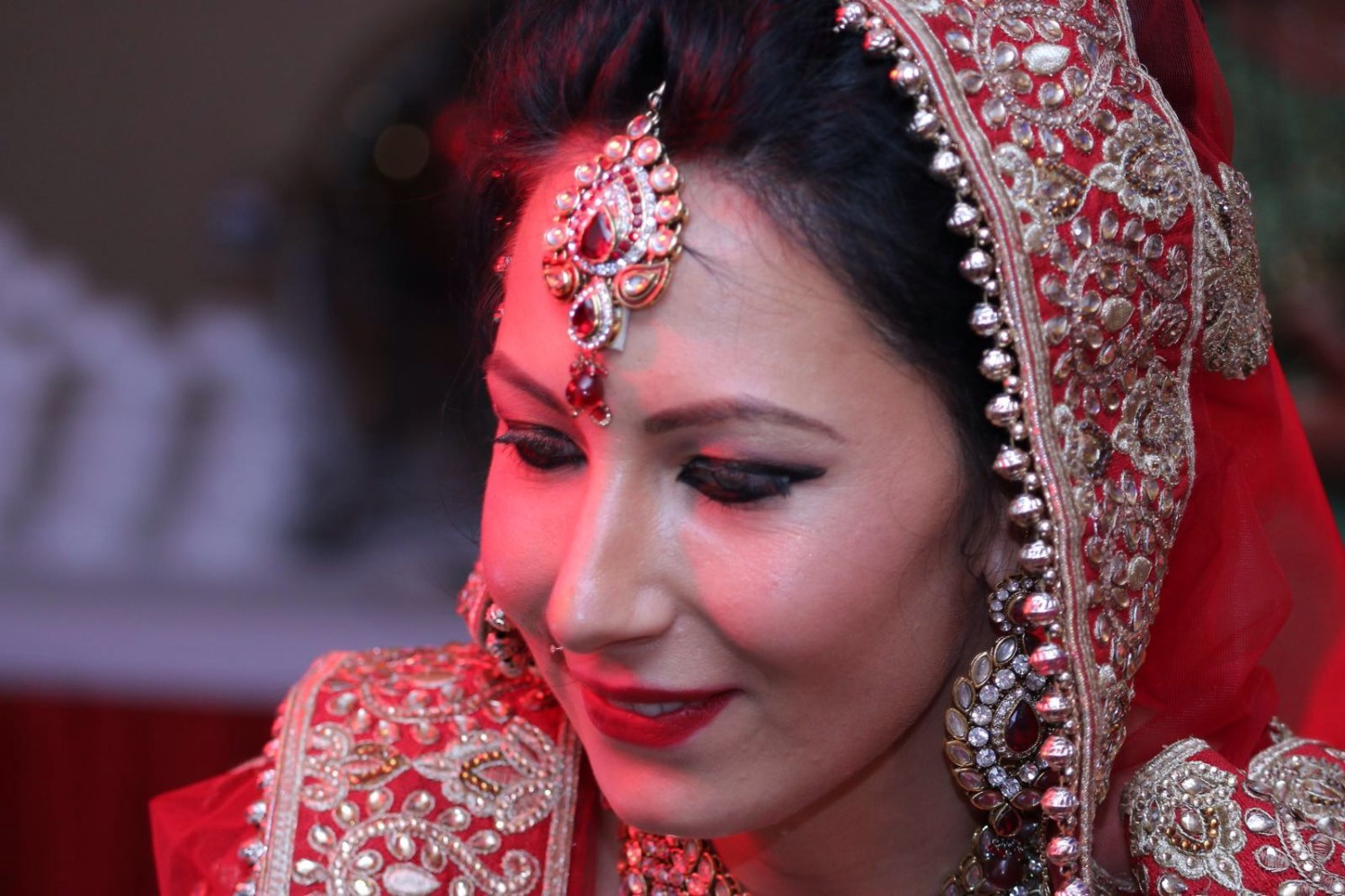 Bride Portrait Shot by Krishna Photography Wedding-photography | Weddings Photos & Ideas