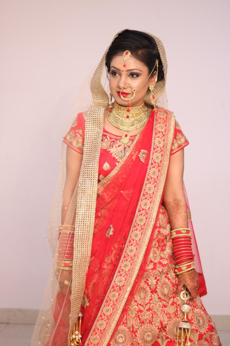Bride Portrait Shot by Krishna Photography Wedding-photography | Weddings Photos & Ideas