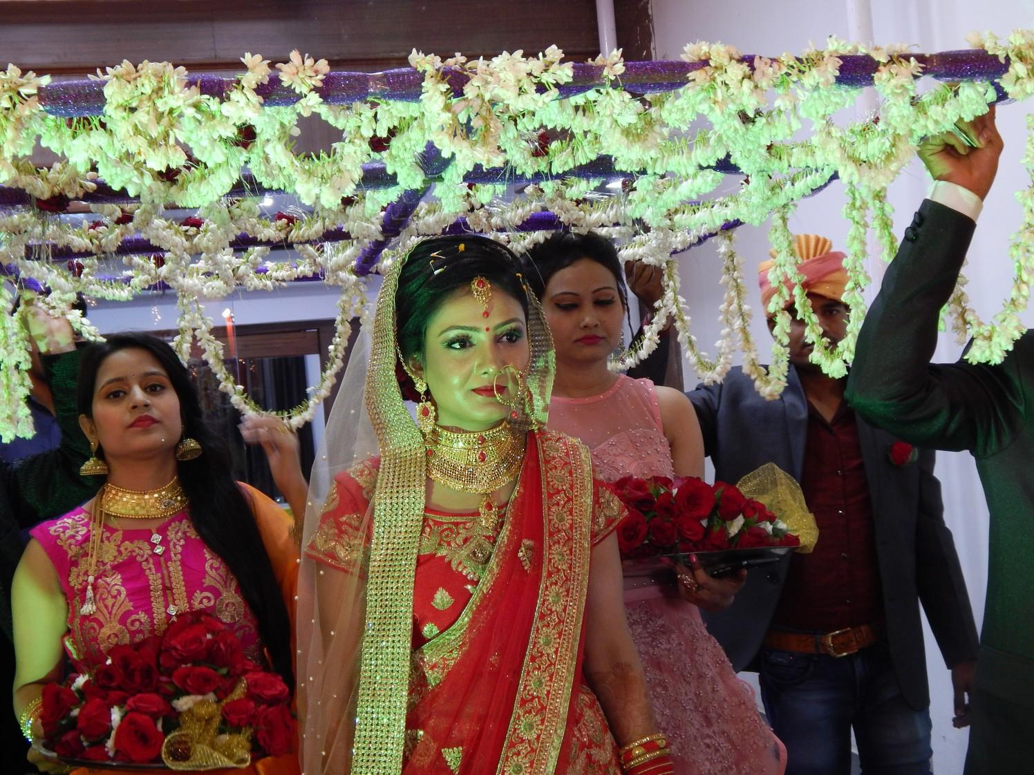 Bride Entry Shot by Krishna Photography Wedding-photography | Weddings Photos & Ideas