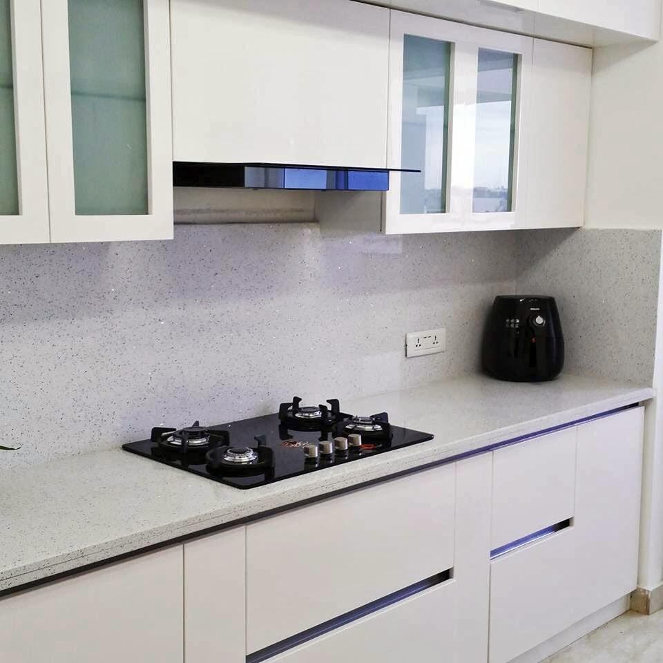 Minimalistic Kitchen Cabinets by The Furniture Story  Modular-kitchen Modern | Interior Design Photos & Ideas