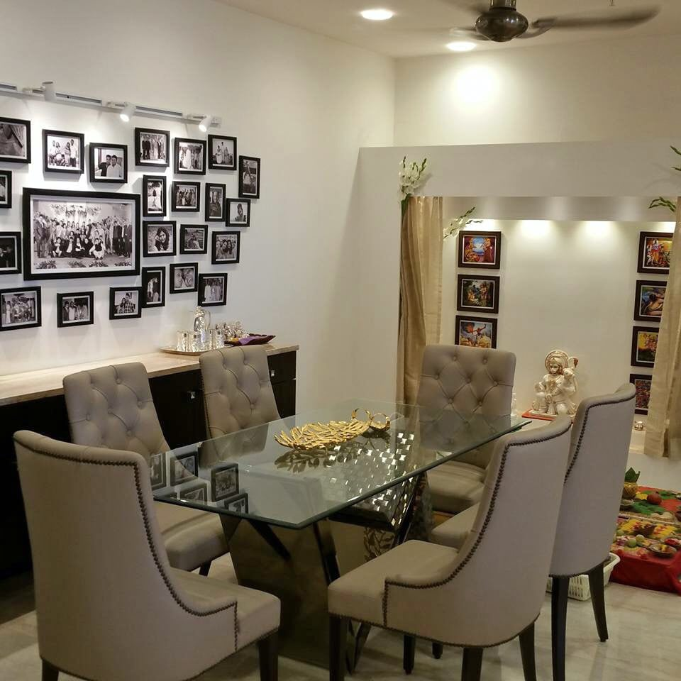 Contemporary Classic Dining Area by The Furniture Story  Dining-room Traditional | Interior Design Photos & Ideas