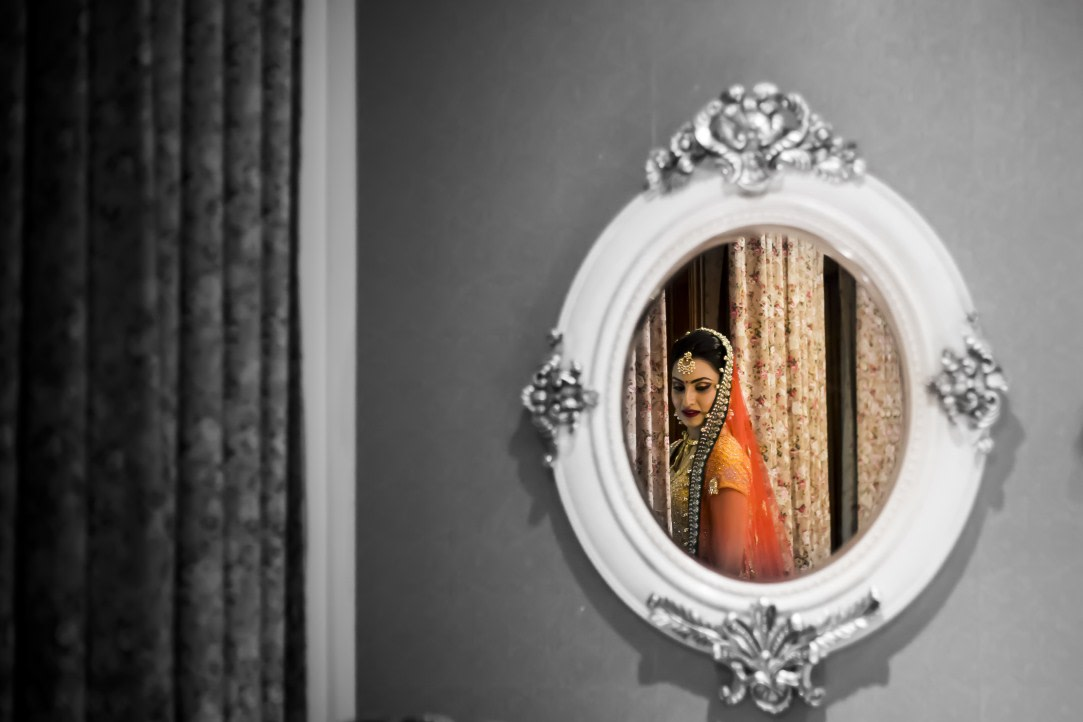 Mirror image! by Suchandragraphy  Wedding-photography | Weddings Photos & Ideas