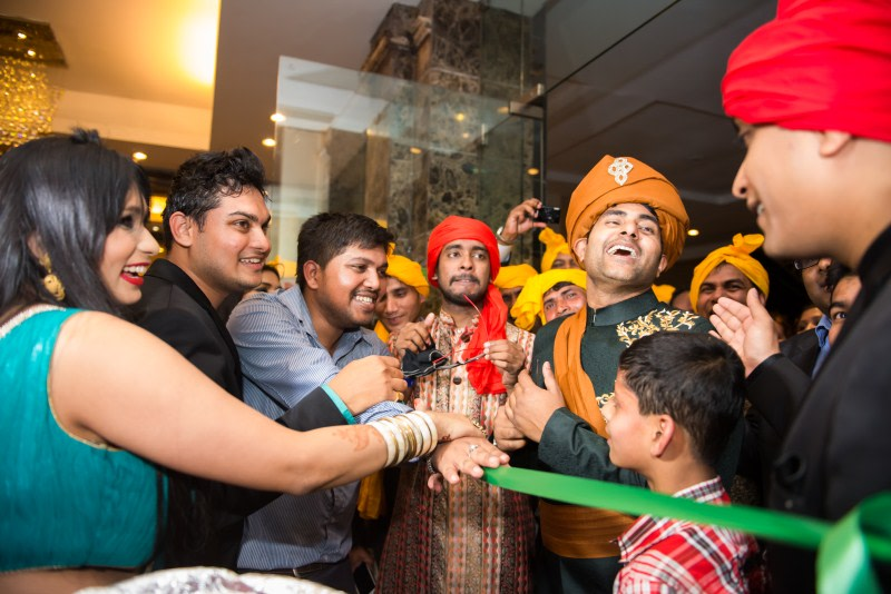 Ribbon cutting ceremony! by Suchandragraphy  Wedding-photography | Weddings Photos & Ideas