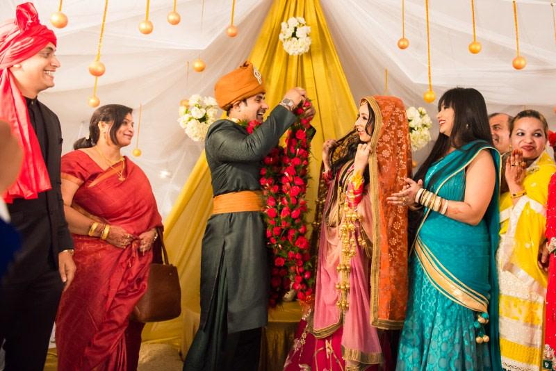 Garland ceremony! by Suchandragraphy  Wedding-photography | Weddings Photos & Ideas