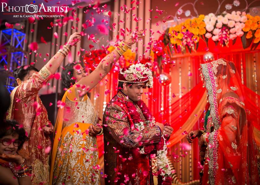Red hued frame by Aj PhotoArtist Wedding-photography | Weddings Photos & Ideas