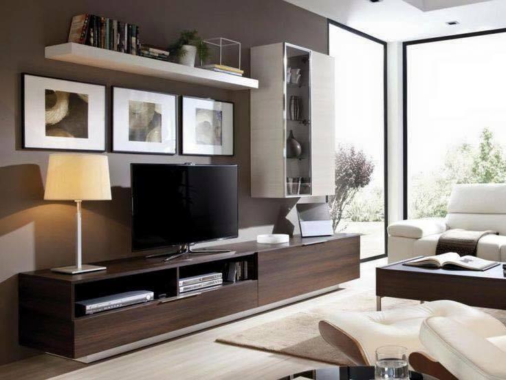 Supreme Living Room with Dark Chocolate Textures by Vikram Gorur Living-room Contemporary | Interior Design Photos & Ideas