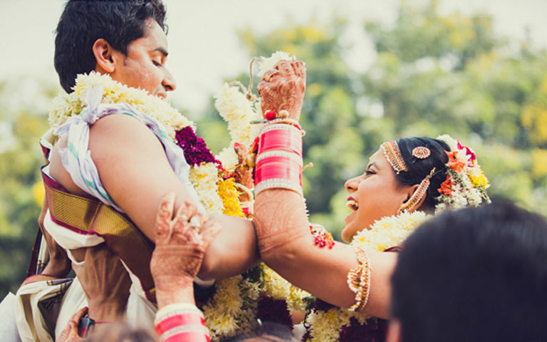 Jaimala Ceremony by Kritika Kishore Photography  Wedding-photography | Weddings Photos & Ideas