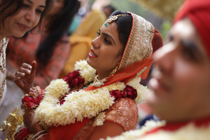 Garland! by Manish Photography Wedding-photography | Weddings Photos & Ideas