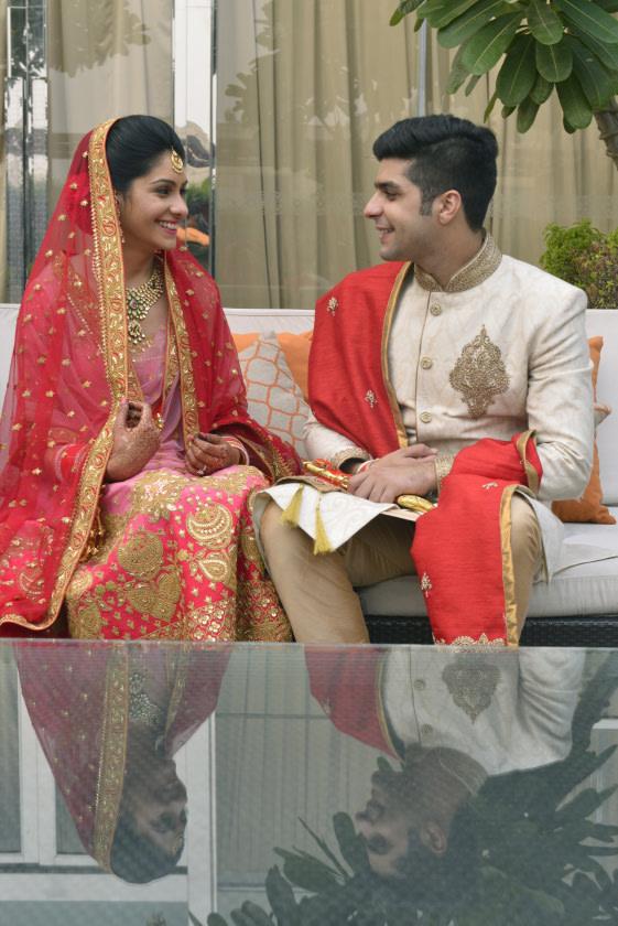 Crimson shades! by Manish Photography Wedding-photography   Weddings Photos & Ideas