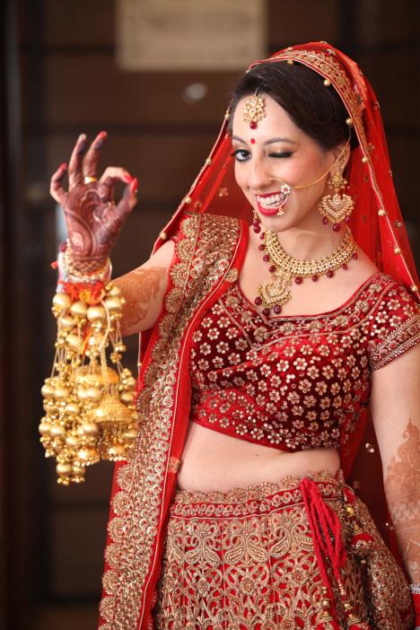 Bridal shot! by Manish Photography Wedding-photography | Weddings Photos & Ideas