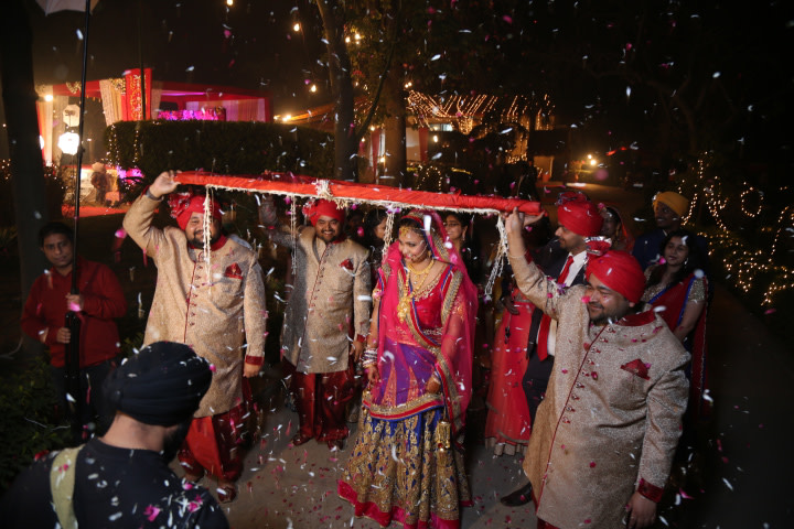 Bridal entry! by Manish Photography Wedding-photography | Weddings Photos & Ideas