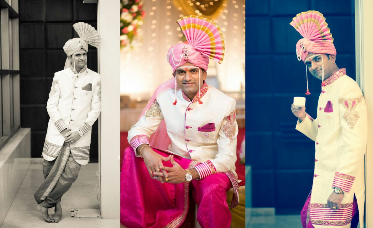 Marathi groom photoshoot! by Pankaj Chogle Wedding-photography | Weddings Photos & Ideas