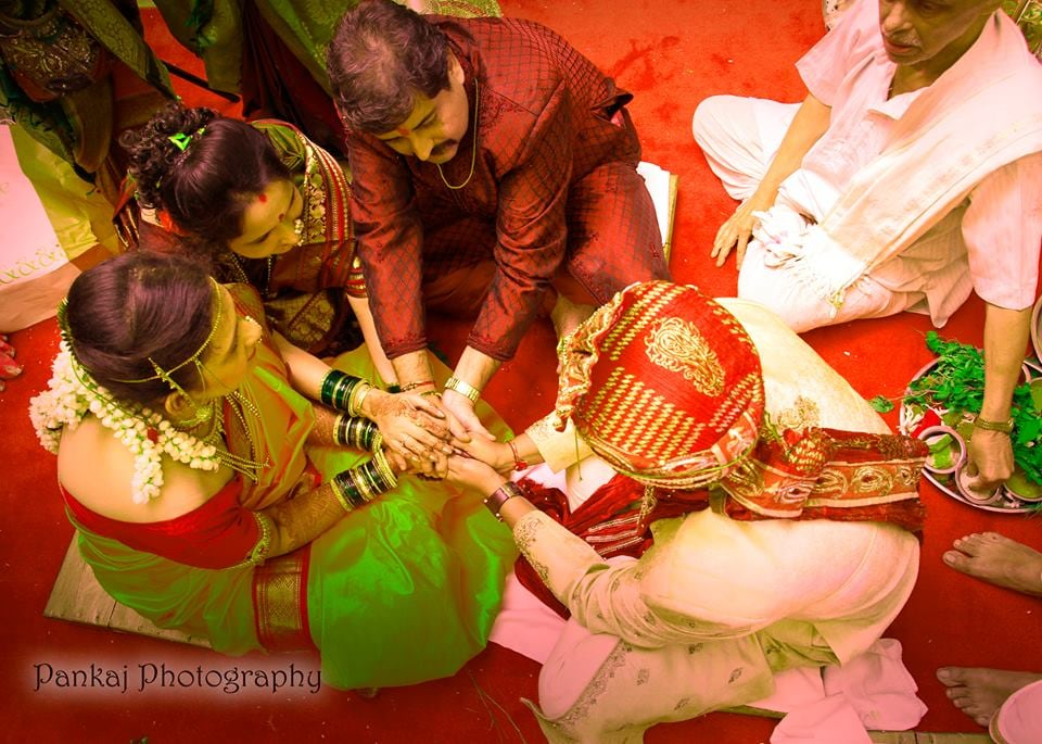 Marathi wedding traditions! by Pankaj Chogle Wedding-photography | Weddings Photos & Ideas