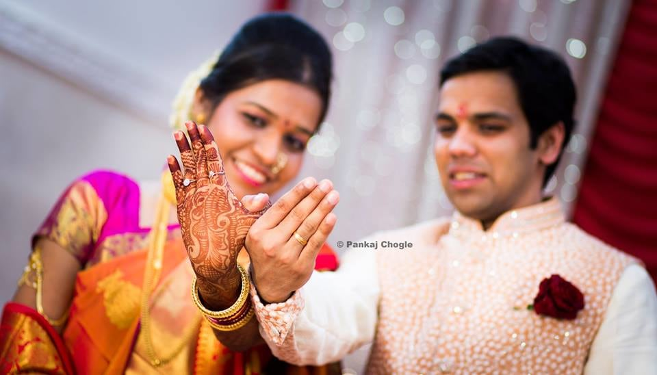 Engagement shot! by Pankaj Chogle Wedding-photography | Weddings Photos & Ideas
