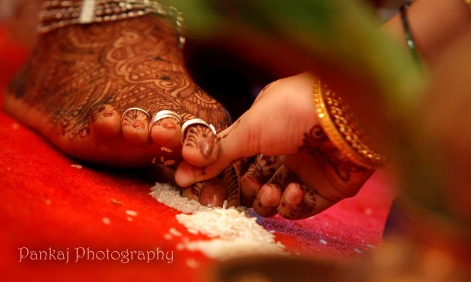 Shagan shot! by Pankaj Chogle Wedding-photography | Weddings Photos & Ideas