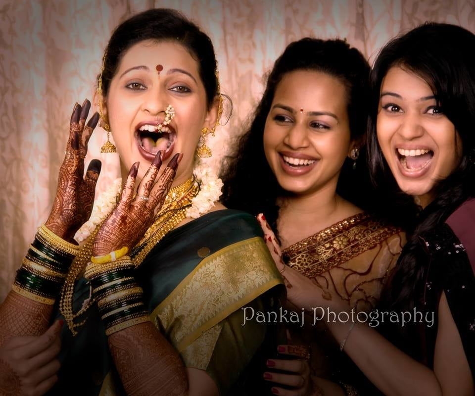 Marathi looks! by Pankaj Chogle Wedding-photography | Weddings Photos & Ideas