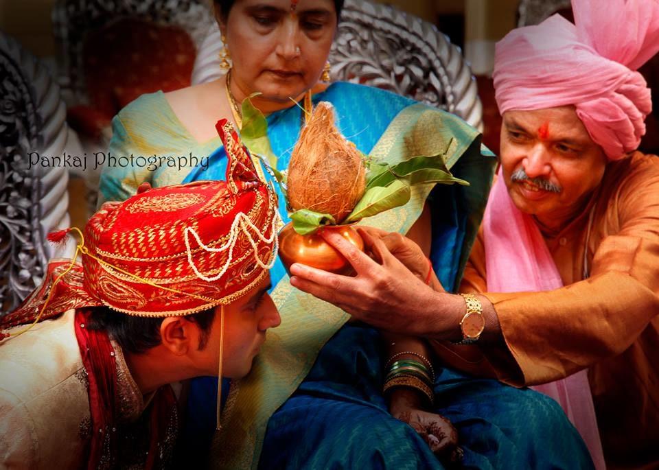 Marathi shagan shot! by Pankaj Chogle Wedding-photography | Weddings Photos & Ideas