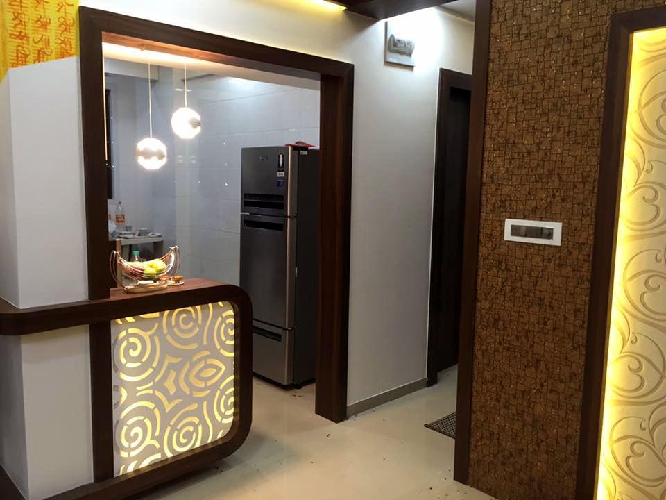 Contemporary Kitchen by vinod sawant Contemporary | Interior Design Photos & Ideas