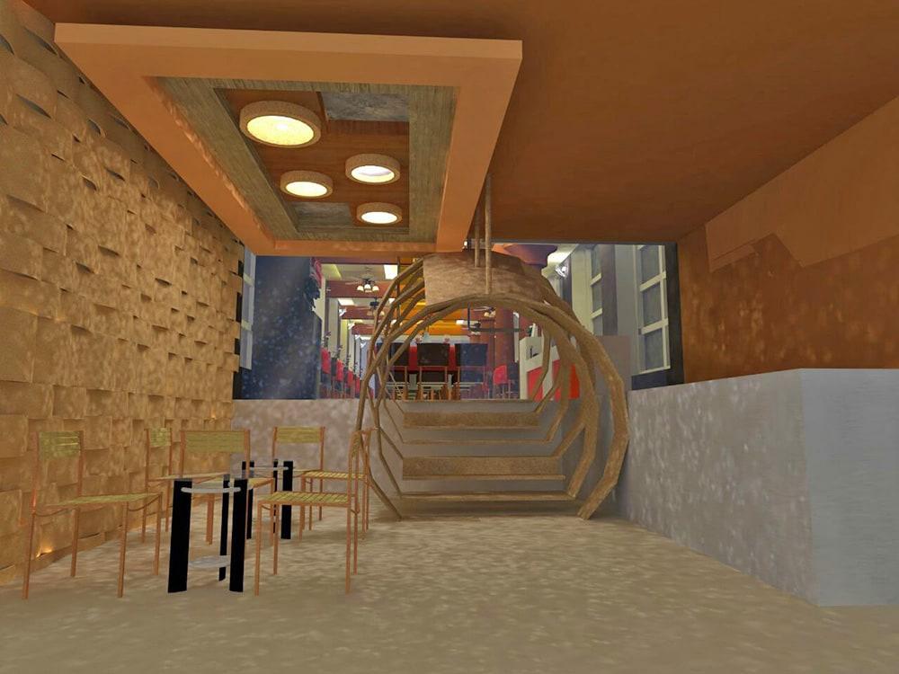 Modern Office Space by aashish Shrotri  Contemporary | Interior Design Photos & Ideas