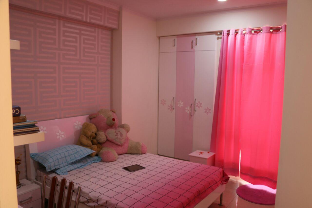 Pink Shade Decor In Bedroom by Abhinav Gupta Bedroom Contemporary | Interior Design Photos & Ideas