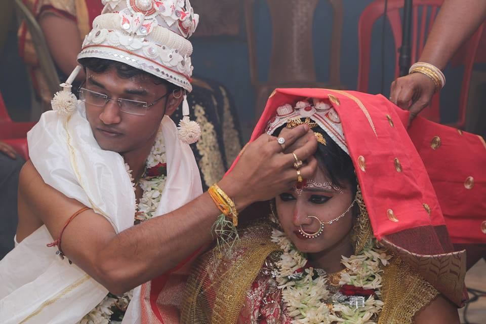Bengali ceremony! by BACKDROP Wedding-photography | Weddings Photos & Ideas