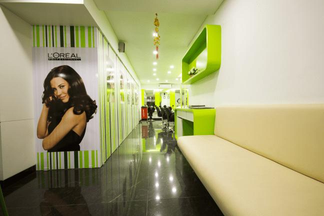 Loreal paris salon by Studio de ismation  Contemporary | Interior Design Photos & Ideas