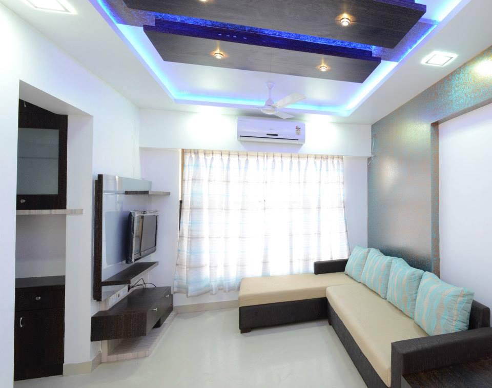Comfortable sofa by Vasturachna architects and interior designers  Living-room Contemporary | Interior Design Photos & Ideas