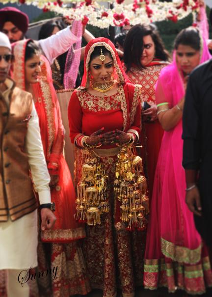 Bride Entry Shot by Sunny  Wedding-photography | Weddings Photos & Ideas