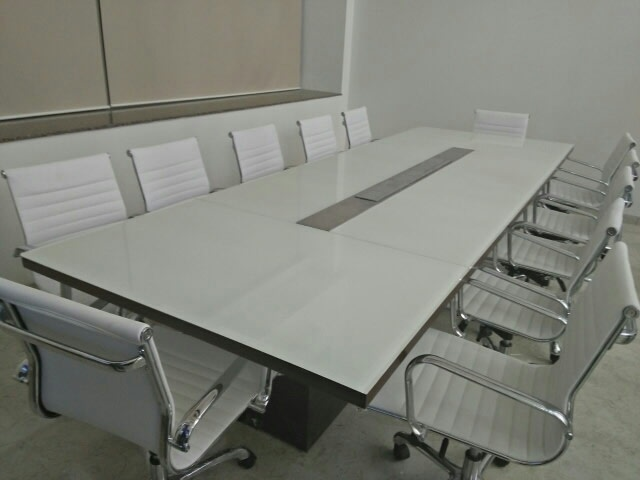 Corporate White Collar Feels by Shrividya Modern | Interior Design Photos & Ideas
