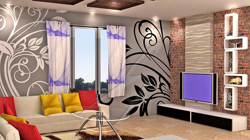 A modern living room! by Pegasus Interiors  Living-room | Interior Design Photos & Ideas