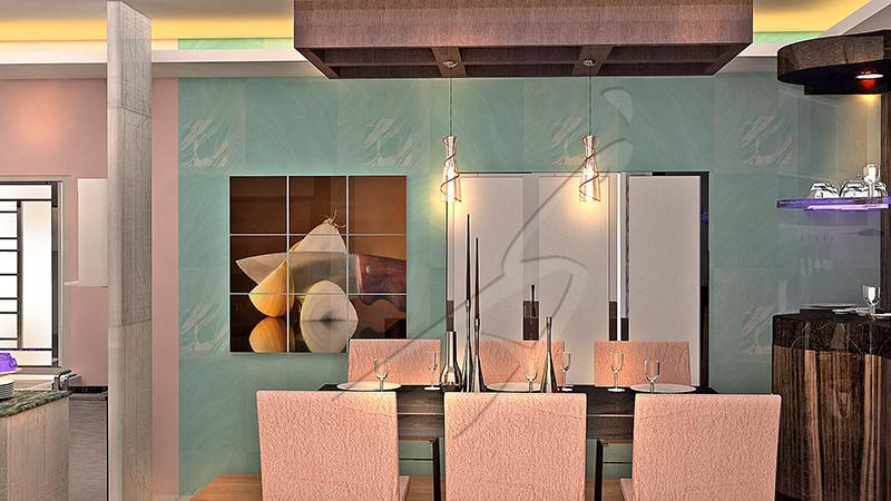 An elegant dining room! by Pegasus Interiors  Dining-room | Interior Design Photos & Ideas