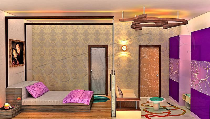A stunning bedroom! by Pegasus Interiors  Bedroom | Interior Design Photos & Ideas