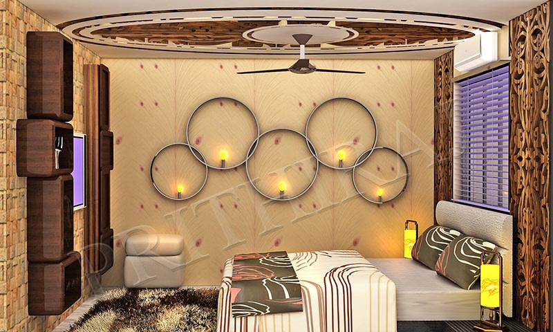 A beautiful bedroom! by Pegasus Interiors  Bedroom | Interior Design Photos & Ideas
