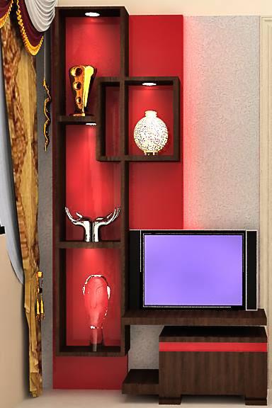 Display  unit! by Pegasus Interiors  Living-room | Interior Design Photos & Ideas