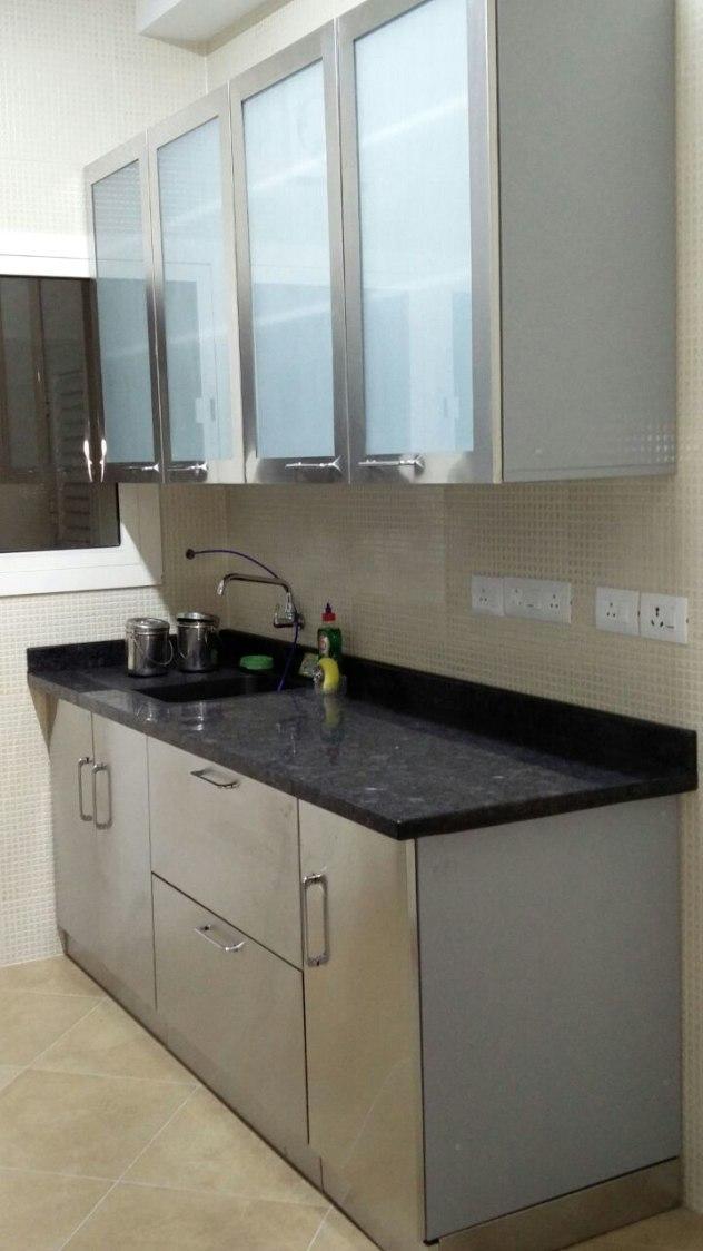 Kitchen designs by Tony Thomas Modular-kitchen Contemporary | Interior Design Photos & Ideas