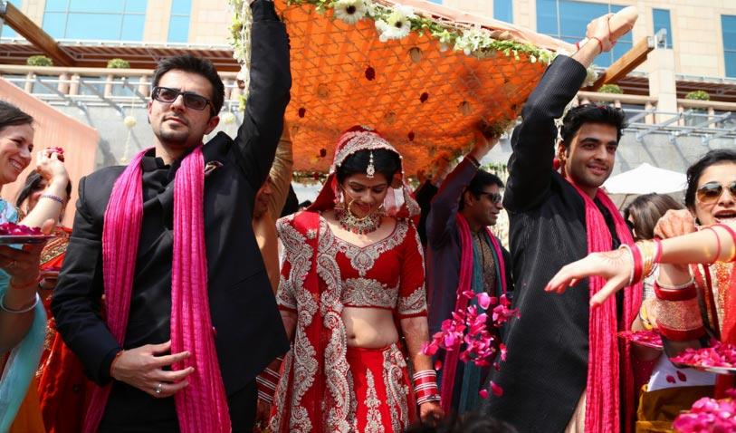 Bride Entry Shot by Chanchal Roy Wedding-photography   Weddings Photos & Ideas
