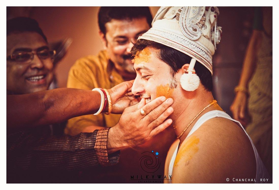 Haldi Ceremony by Chanchal Roy Wedding-photography | Weddings Photos & Ideas