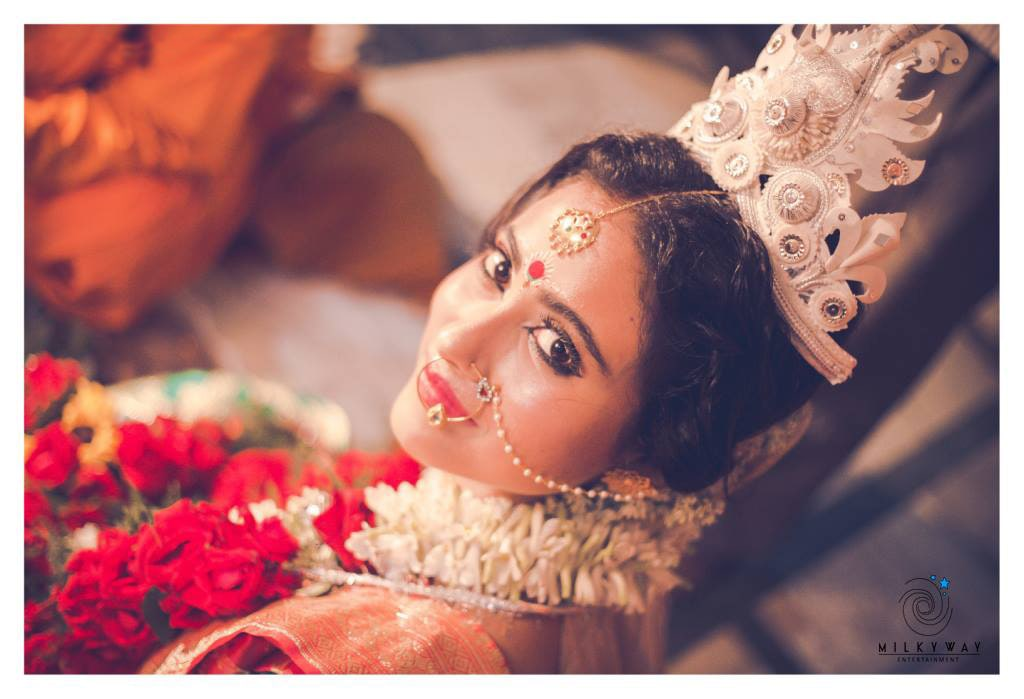 Bridal Portrait Shot by Chanchal Roy Wedding-photography | Weddings Photos & Ideas