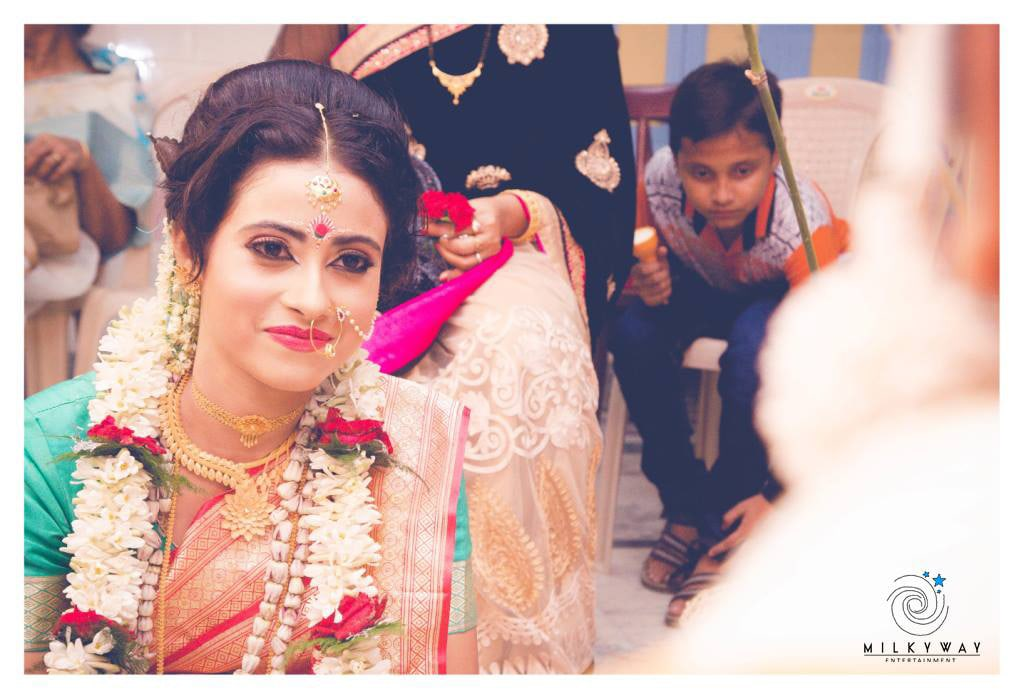Bridal Portrait Shot by Chanchal Roy Wedding-photography | Weddings Photos & Ideas