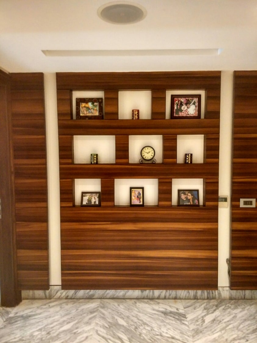 Display Unit by Aayaadi Group Living-room Modern | Interior Design Photos & Ideas